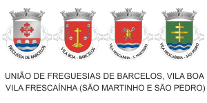 União das Freguesias de Barcelos, Vila Boa e Vila Frescaínha (S. Martinho e S.Pedro)